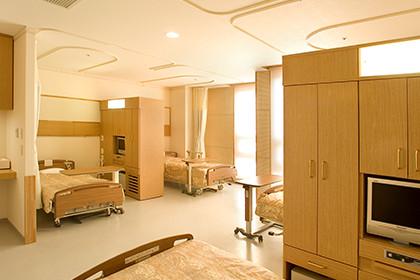 4床室(通常のお部屋)